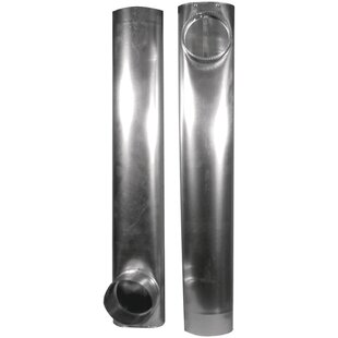 Dryer Duct Accessory by Deflect-O