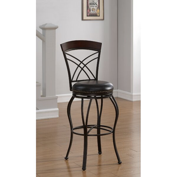 Caprice 30 Swivel Bar Stool by American Heritage
