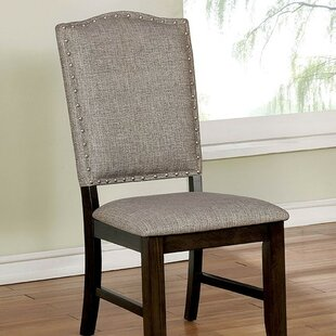 Len Upholstered Dining Chair Set Of 2 By Canora Grey Top Reviews