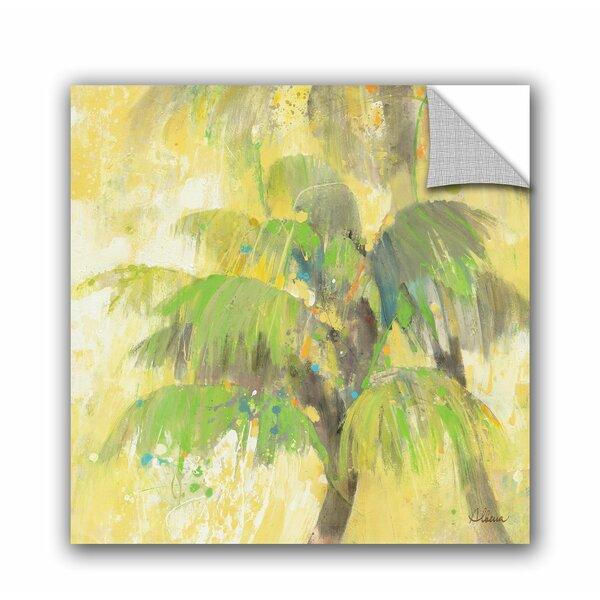 Breezy Palm II Wall Decal by Bay Isle Home