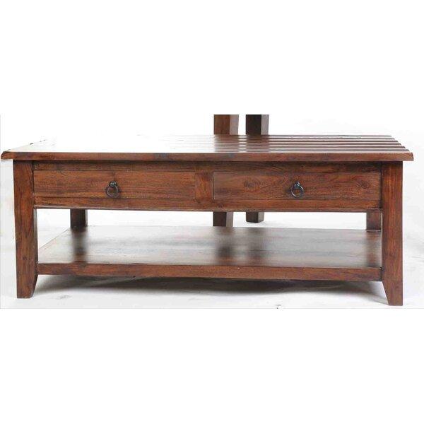 Wave Coffee Table by Aishni Home Furnishings