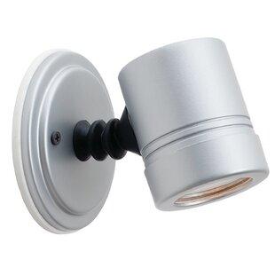 Decker 1-Light Outdoor Spotlight