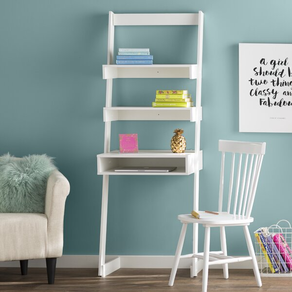 Erica Ladder Desk by Bungalow Rose