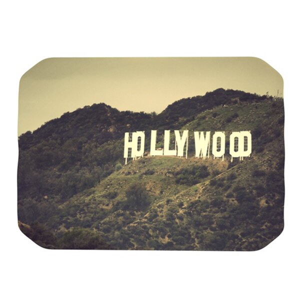Hollywood Placemat by KESS InHouse