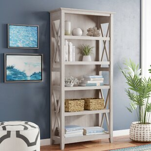 Review Oridatown Standard Bookcase by Beachcrest Home