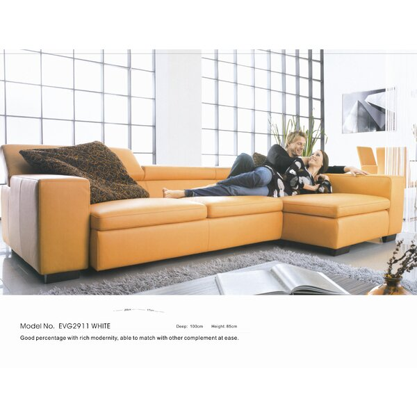 Buie Sectional by Orren Ellis