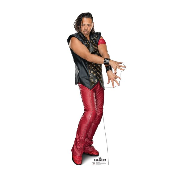 Shinsuke Nakamura (WWE) Standup by Advanced Graphics