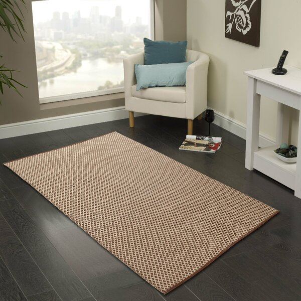 Hand-Woven Area Rug by Cozy Home and Bath