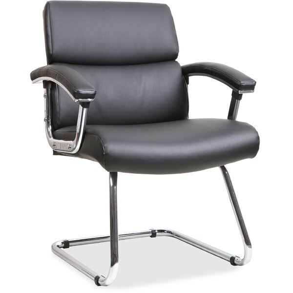 Sled Base Guest Chair by Lorell