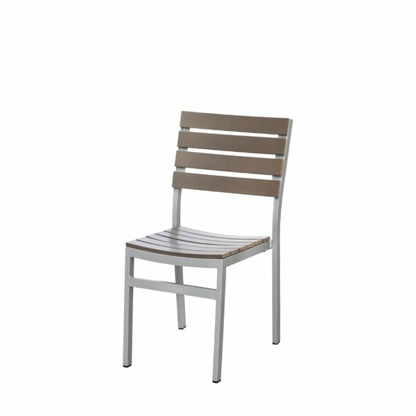 Vienna Stacking Patio Dining Chair by Source Contract