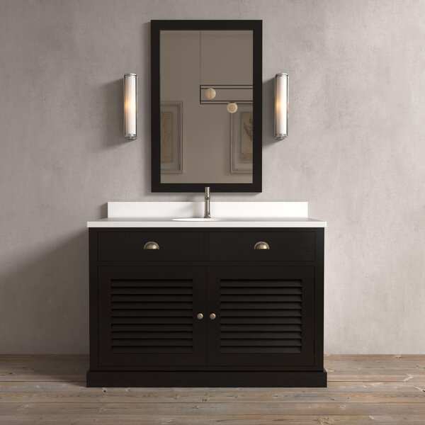 Stockport 48 Single Bathroom Vanity by Gracie Oaks
