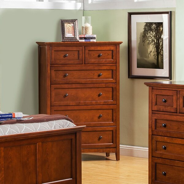 Seger 6 Drawer Chest by Darby Home Co