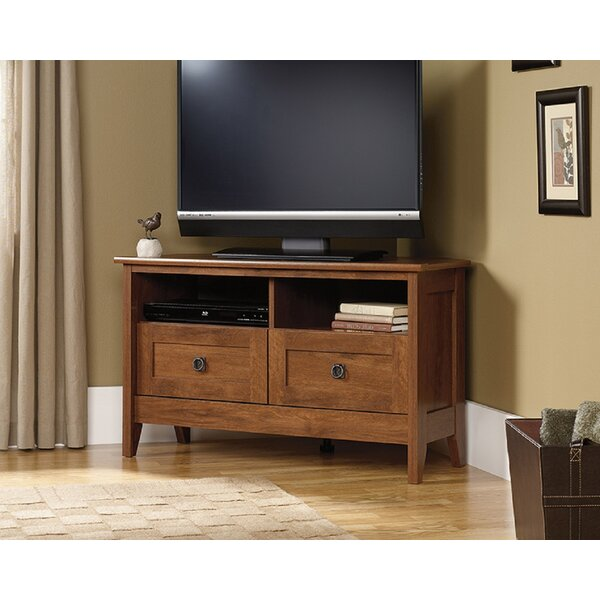 Rigoberto Corner TV Stand For TVs Up To 40
