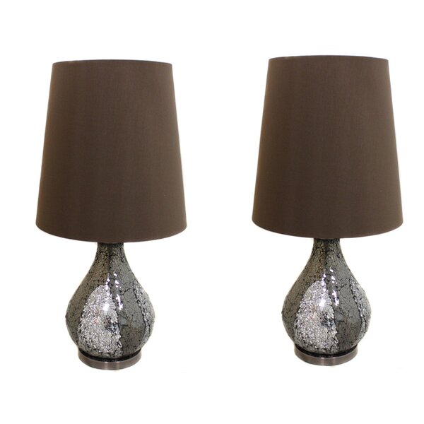 Casa Cortes 26 Table Lamp (Set of 2) by EC World Imports