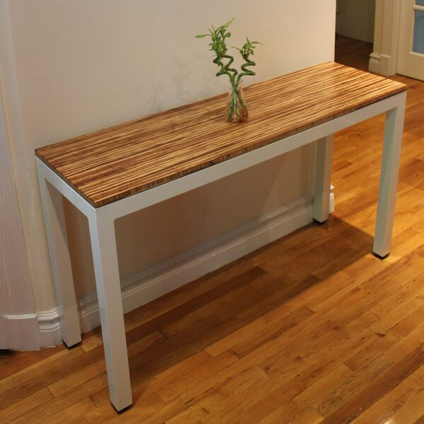 Review Dunlop Console Table