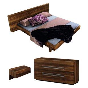 Gap Platform Configurable Bedroom Set ByRossetto USA
