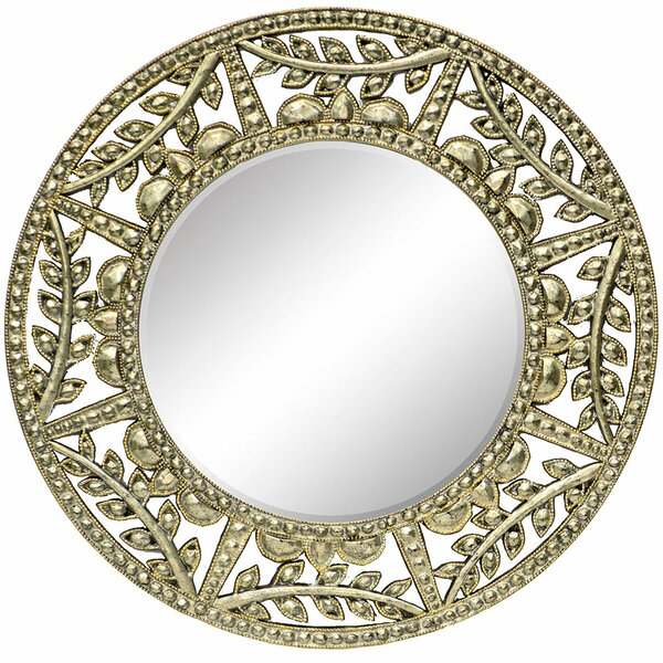 Amarion Accent Mirror by Astoria Grand