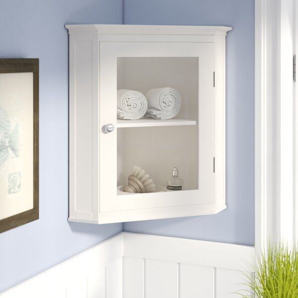 Daisha 15 W x 24 H Wall Mounted Cabinet by Beachcrest Home