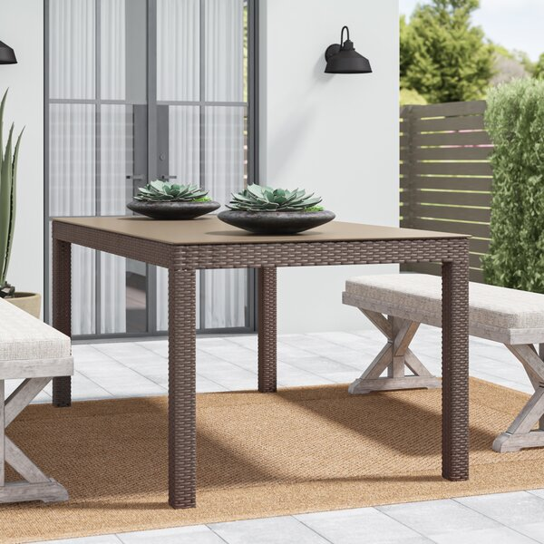 Jennette Dining Table by Greyleigh