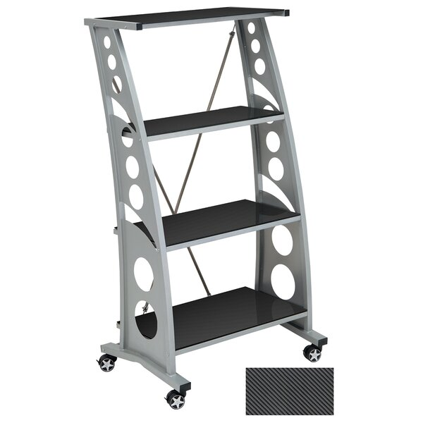 Kyles Ladder Bookcase by Latitude Run
