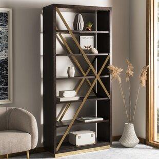 Leeson Oak Standard Bookcase