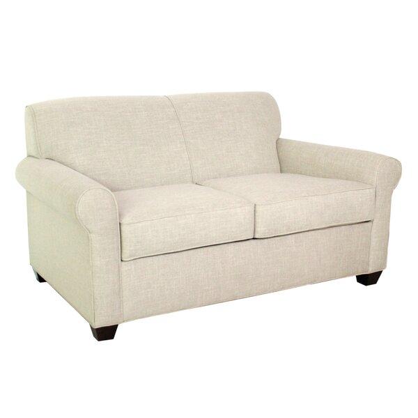 Finn Standard Sleeper Loveseat by Edgecombe Furniture