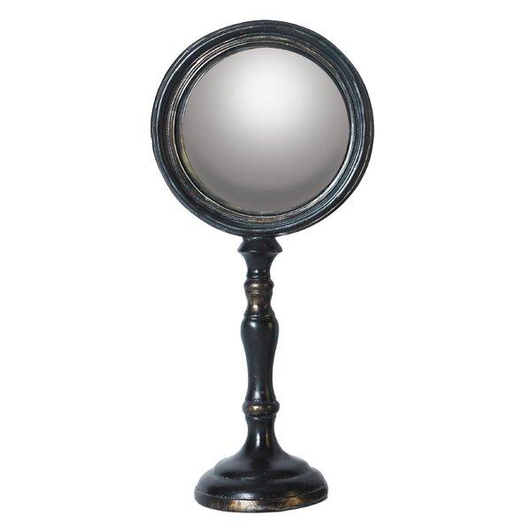 Tibbitts Classic Eye Makeup/Shaving Mirror by Winston Porter