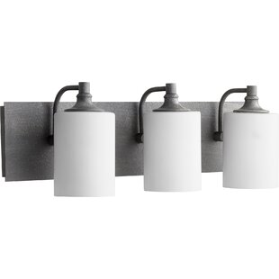Compare prices Dian 3-Light Vanity Light ByWilla Arlo Interiors