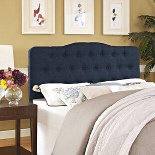 Minneapolis Arch Upholstered Panel Headboard