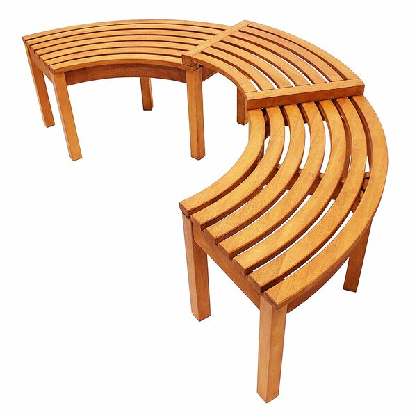 Alexandria Eucalyptus Tree Bench by ACHLA