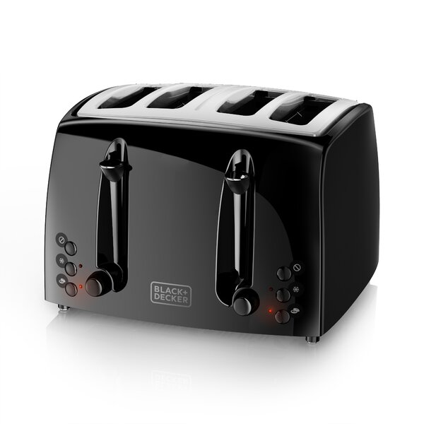 4-Slice Toaster by Black + Decker