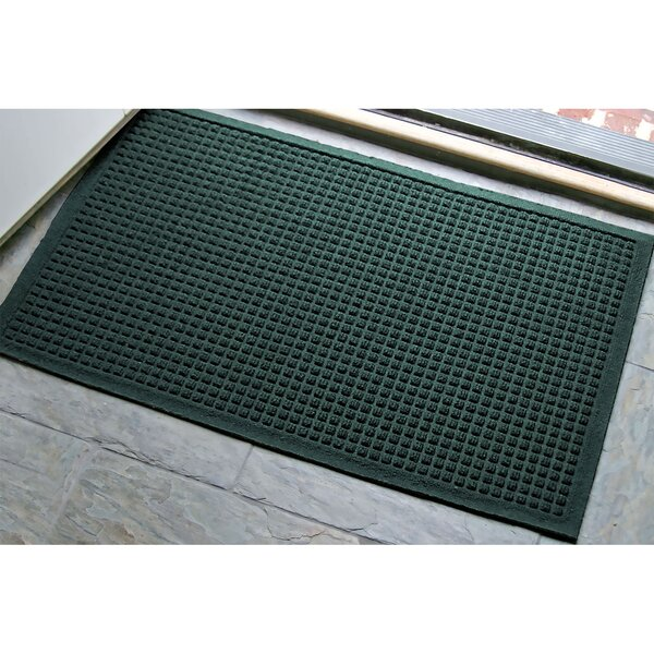 Waterhog Squares Classic Doormat by Bungalow Floor
