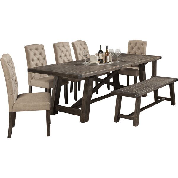 Colborne 6 Piece Dining Set by Laurel Foundry Modern Farmhouse