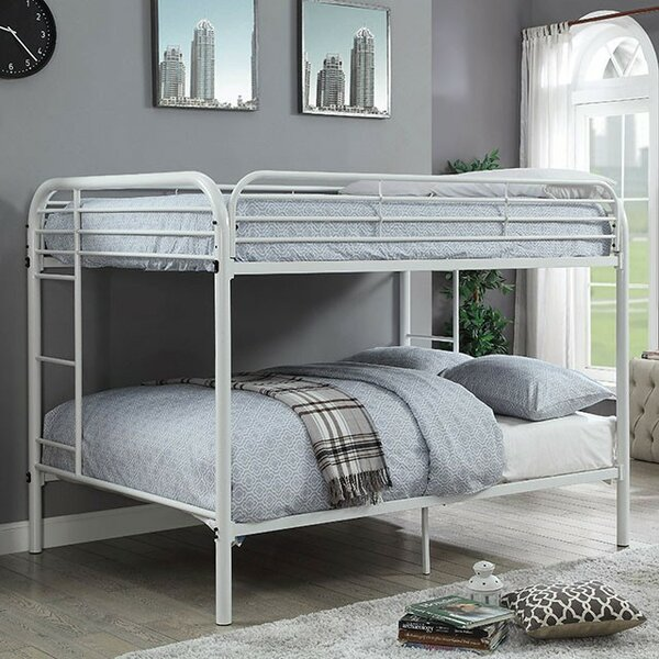 Garnett Bunk Bed by Harriet Bee