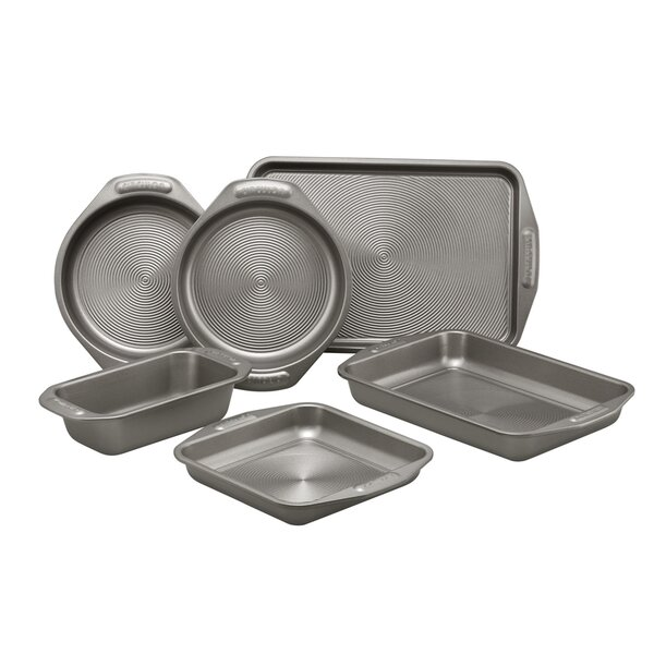 Circulon Total 6 Piece Non-Stick Bakeware Set by Circulon