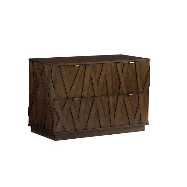 Cross Effect Prism Chest By Sligh