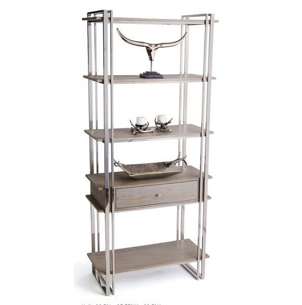 Atkinson Etagere Bookcase by Hip Vintage