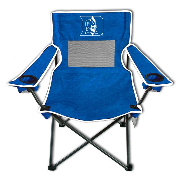 Ncaa Folding Camping Chair By Rivalry.