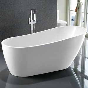67  x 31 5  Freestanding Soaking BathtubFreestanding Tubs. 2 Person Soaking Tub Freestanding. Home Design Ideas