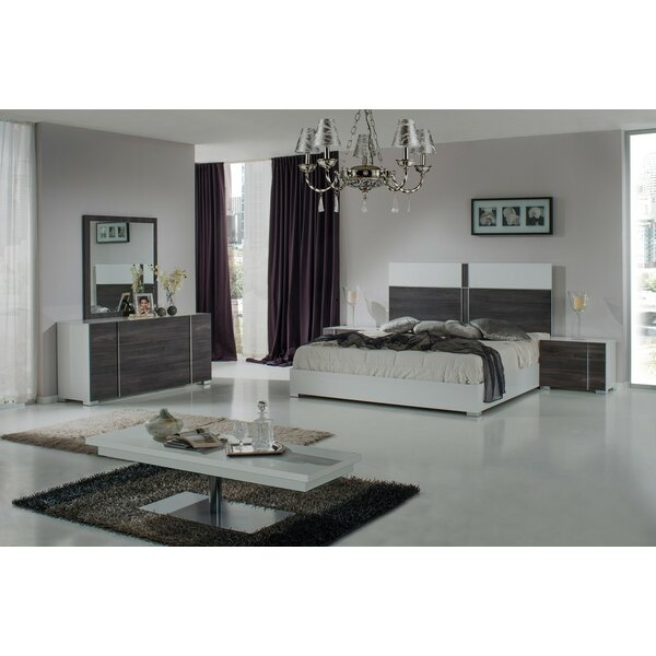 Cobbey Platform 5 Piece Bedroom Set by Wade Logan