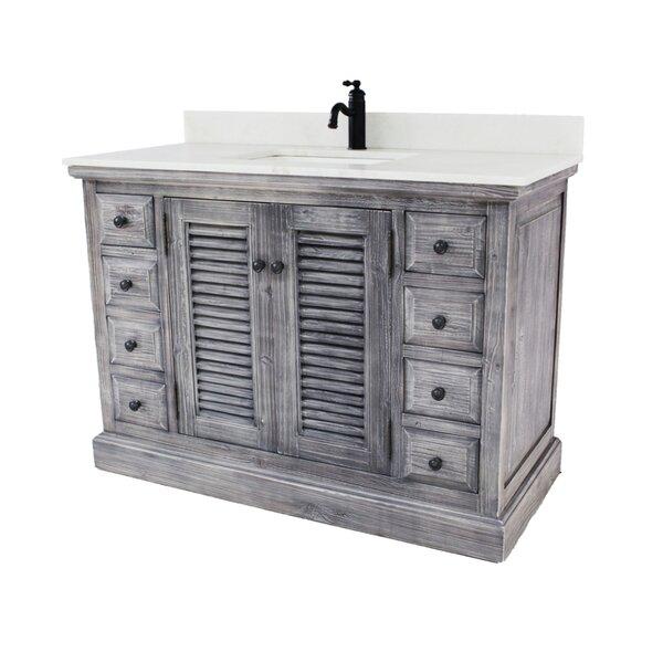 Ingber 48 Single Bathroom Vanity Set by Longshore Tides