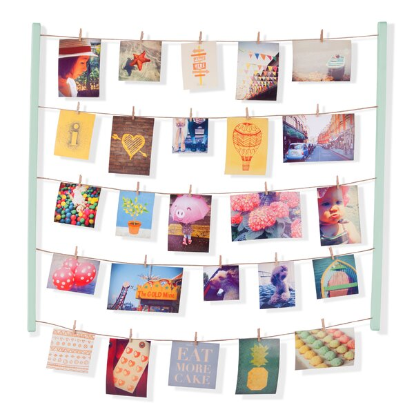 Hangit Photo Display Picture Frame by Umbra