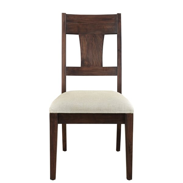Best #1 Pothier Upholstered Dining Chair (Set Of 2) By Gracie Oaks Spacial Price