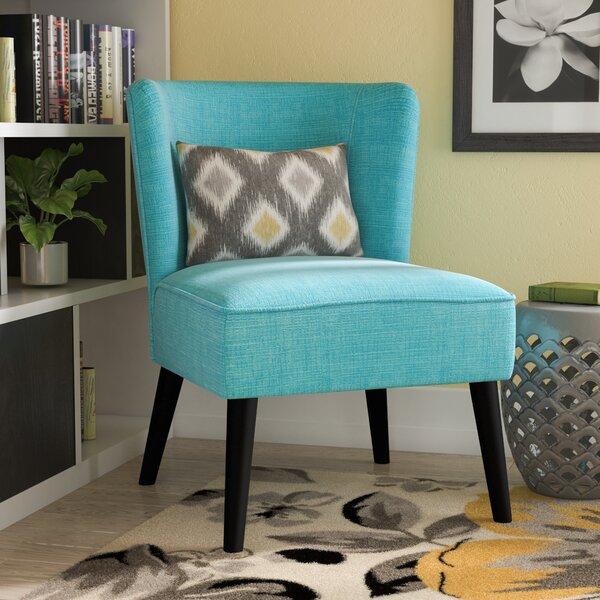 Kristopher Slipper Chair by Langley Street