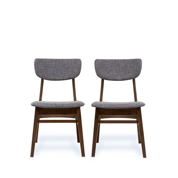 Aarav Upholstered Dining Chair (Set of 2) by Union Rustic