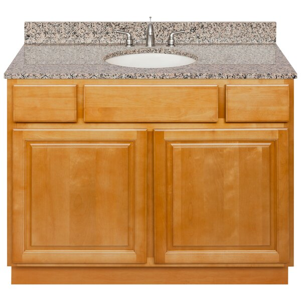 Kingsteignt 42 Single Bathroom Vanity Set by Charlton Home