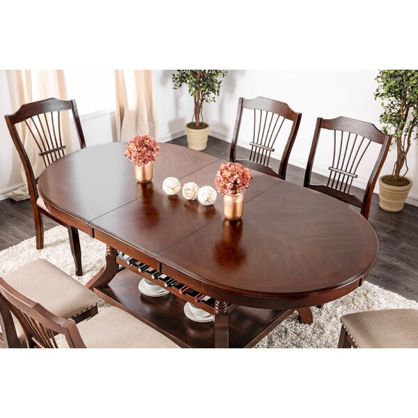 Ranstead Drop Leaf Dining Table by Charlton Home