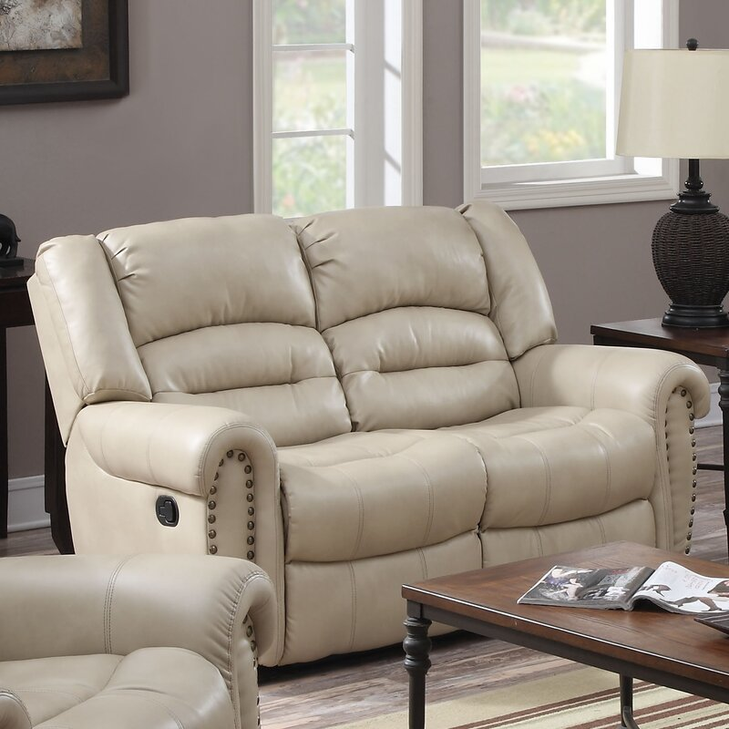 Dover Reclining Loveseat By Darby Home Co Shop For Sofas