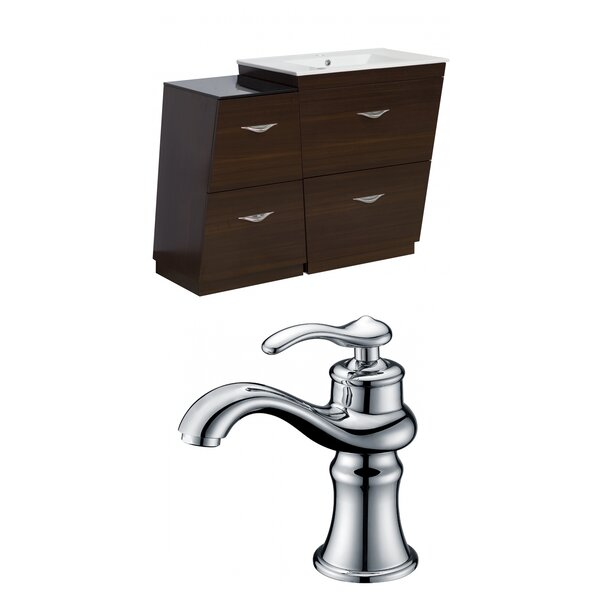 Dudelange 38 Single Bathroom Vanity Set