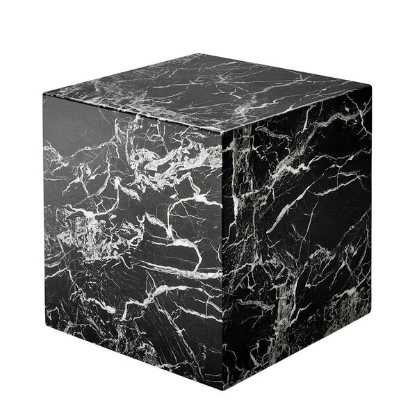 Cube Link End Table by Eichholtz